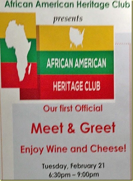 African American Heritage Club
