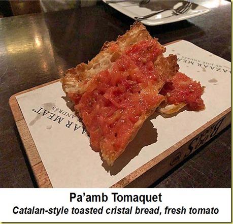 Pa'amb Tomaquet